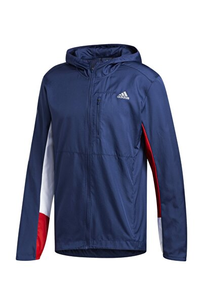 Own the Run Hooded Wind Kapüşonlu Erkek Ceket