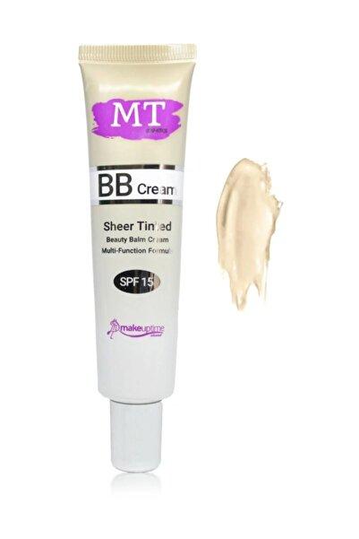 Makeuptime Bb Krem Orta Ton Spf 15 Faktör