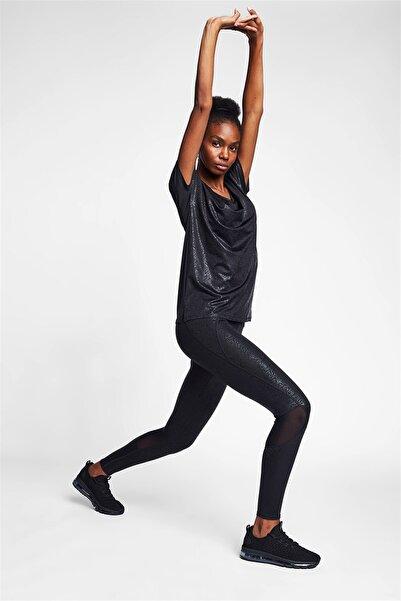 Lescon Kadın Siyah Tayt 20b-2020