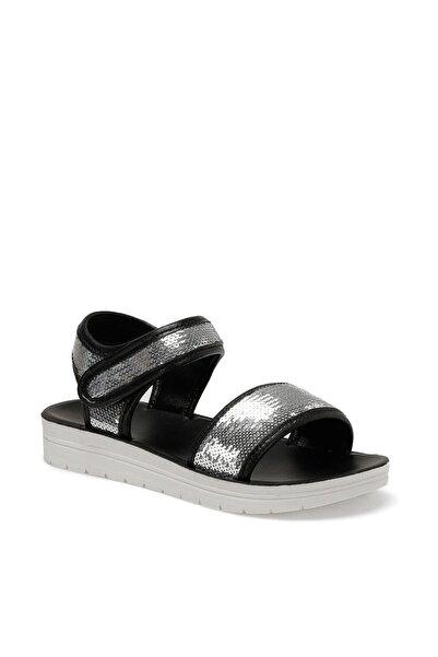 MARCEL Gümüş Kız Çocuk Sandalet