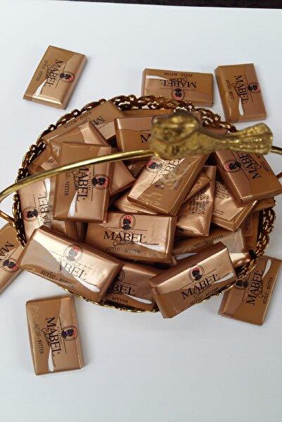 Mabel Ikiz Çikolata 500 gr. (sütlü-bitter Lezzeti Tek Çikolatada)