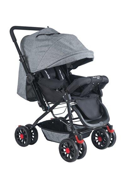 Let's Go Çift Yönlü Bebek Arabası Tam Yatarlı