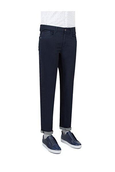 Twn Lacivert Renk Erkek  Pantolon (Slim Fit)