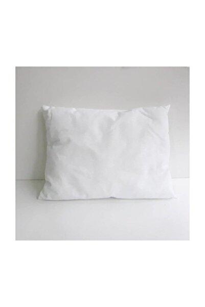 bebegen Sade Krem Bebek Yastık (25×35cm)
