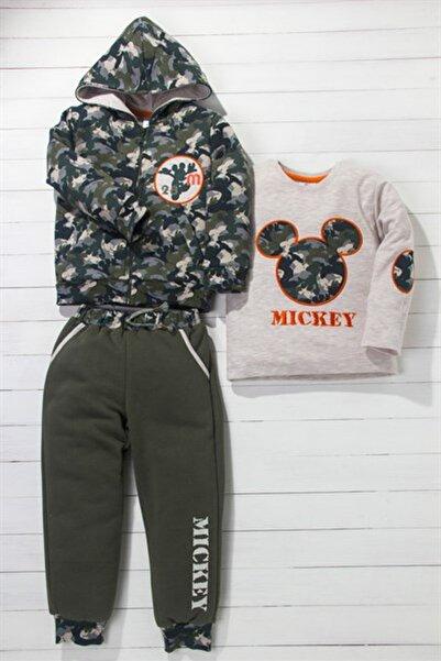 Mickey Mouse 3'lü Takım 13356