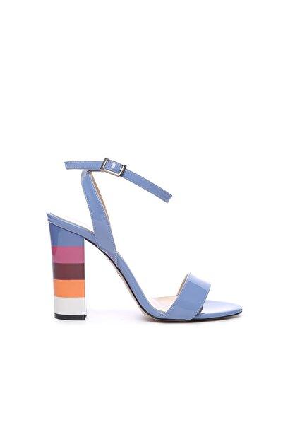 KEMAL TANCA Hakiki Deri Multi Renk Kadın Topuklu Ayakkabı 22 995 BN AYK