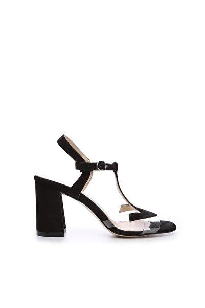 KEMAL TANCA Hakiki Deri Siyah Kadın Ayakkabı 94 3134 BN AYK Y19