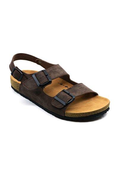 Twigy Roma Iki Tokalı Erkek Sandalet