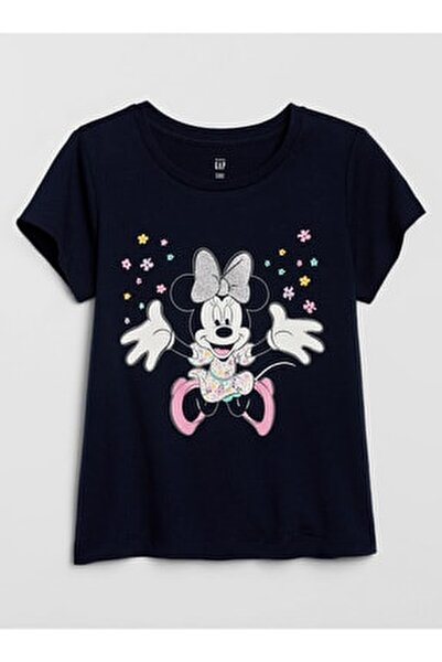 Kız Bebek Disney Minnie Mouse T-Shirt