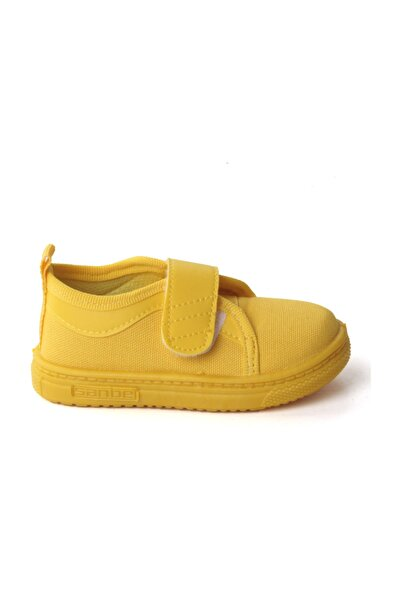 Sanbe 401 R 001 Anatomik Erkek/kız Çocuk Keten Sandalet Ayakkabı