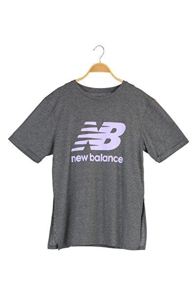 Spor T-Shirt - NB VOM TEE - V-WTT916-CHC