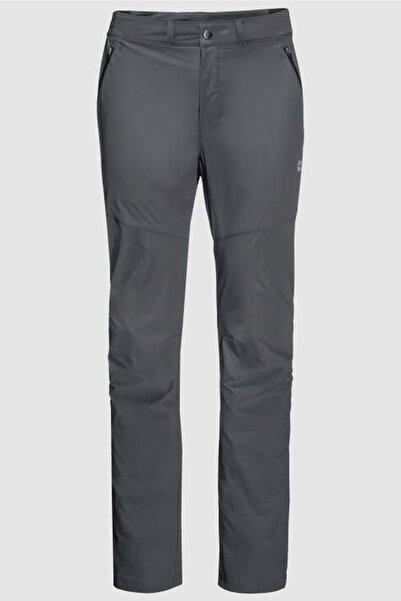 Jack Wolfskin Delta Outdoor Erkek Pantolon Füme