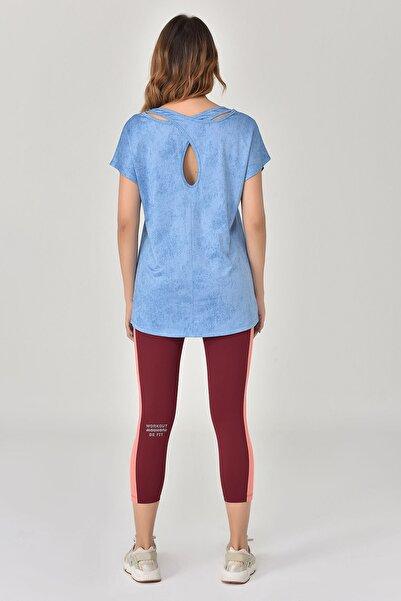 Mavi Kadın T-Shirt GS-8075