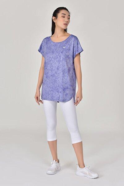 Leylak Kadın T-Shirt GS-8075