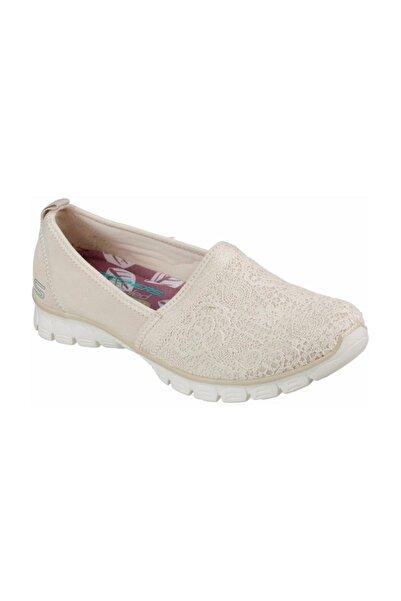 SKECHERS Ez Flex 3.0 - Quıck Escapade 23441 Nat Kadın Bej Günlük Ayakkabı