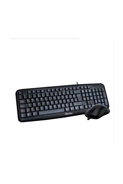 Piranha 2325 Kablolu Klavye Mouse Set