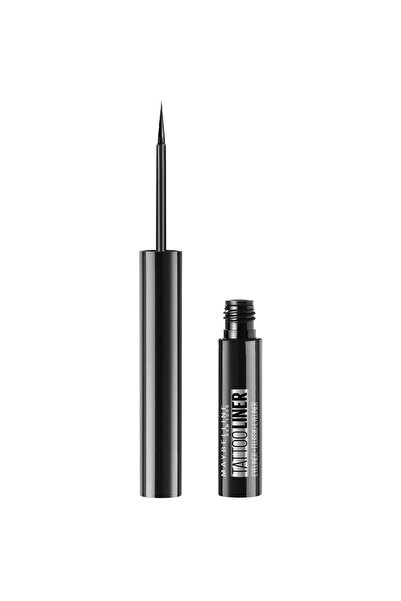 Maybelline New York Eyeliner -Tattoo Liner Liquid Ink Eyeliner No 710 Inked Black 3600531571726