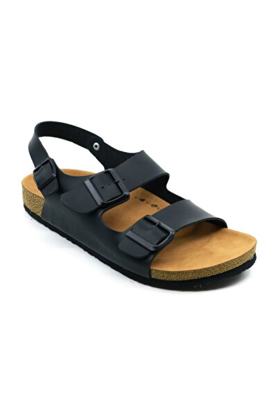 Twigy Pars Iki Tokalı Erkek Sandalet