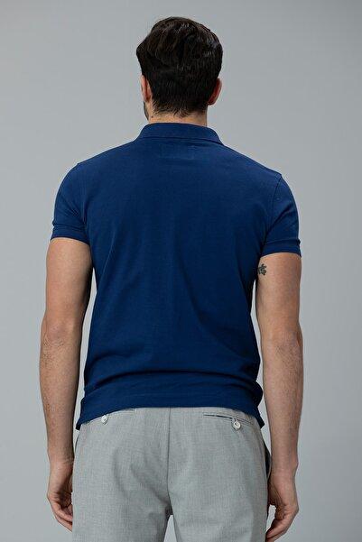 Laon Spor Polo T- Shirt Açık Lacivert