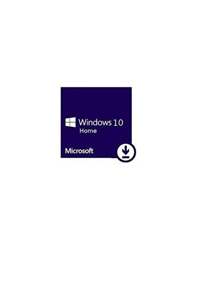 MICROSOFT Ms Windows 10 Home Esd Lisans Kw9-00265