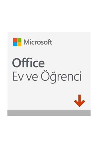 MICROSOFT Ms Office Home And Student 2019 Esd 79g-05017