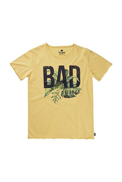 Bad Bear BAD COMPANY TEE LEMON