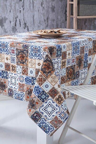 Wellstil Otantik Desen Masa Örtüsü 130x170 cm