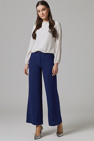 Doque Kadın Pantolon Lacivert