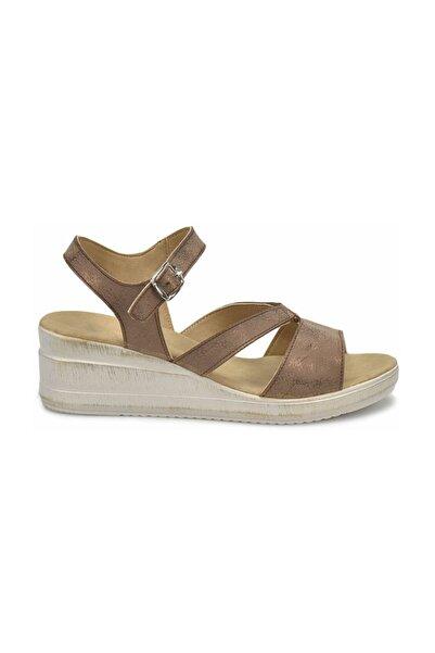 Miss F Bronz Kadın Ayakkabı 000000000100316143
