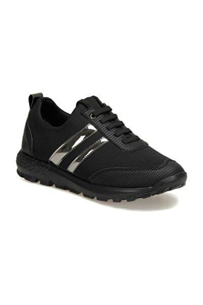 ART BELLA CW17097-19W Siyah Kadın Sneaker Ayakkabı