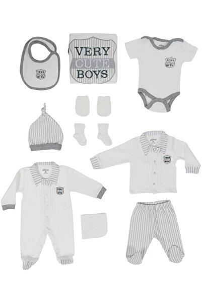 10217 Erkek Bebek Very Cute 10'lu Hastane Çıkışı