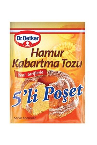 Dr. Oetker Hamur Kabartma Tozu 5'li