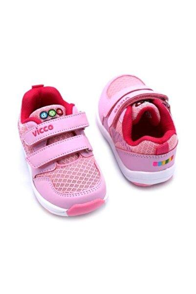 Vicco 313.b19k.125 Bebe Pembe Çocuk Spor Ayakkabı