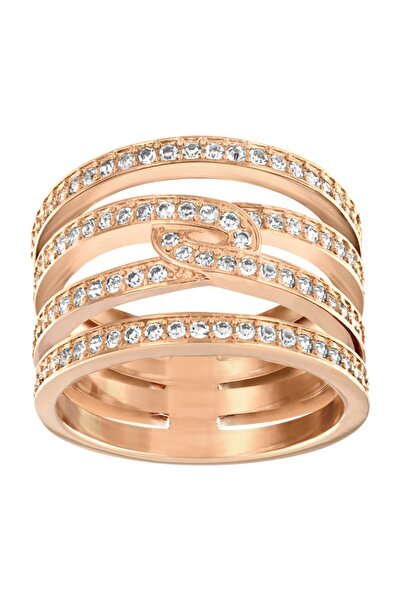 Swarovski Kadın Yüzük Creativity Ring Rose Size 52 5140094