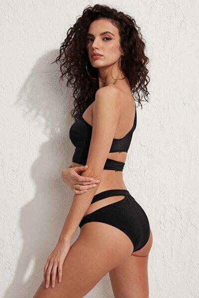 Kadın Roma Bikini Üstü Lm20101 Black