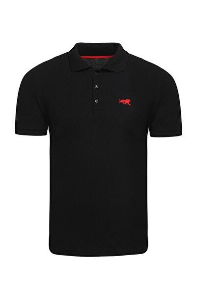 GENIUS Genıus Store Erkek Polo Yaka T-Shirt Basic Tişört