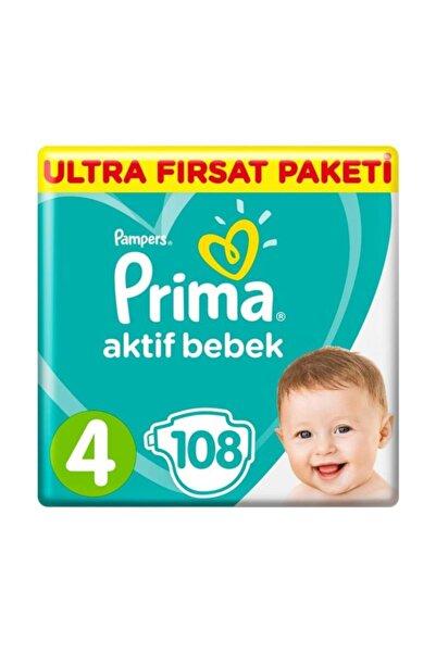 Prima Aktif Bebek 4 Numara 108' li