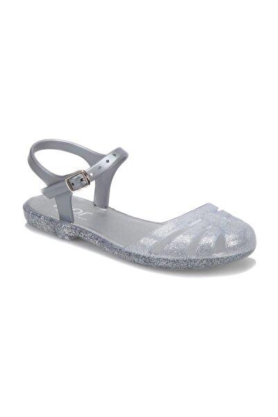 IGOR S10144-Ö25 Gümüş Kız Çocuk Sandalet