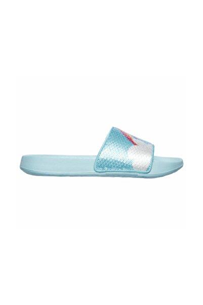 SKECHERS Kız Çocuk Sunny Slıdes-dreamy Steps  Sandalet