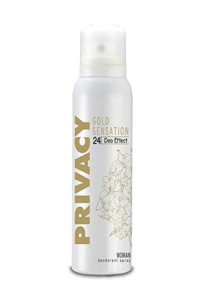Privacy Privacy Gold Sensation Deodorant Women 150 ml
