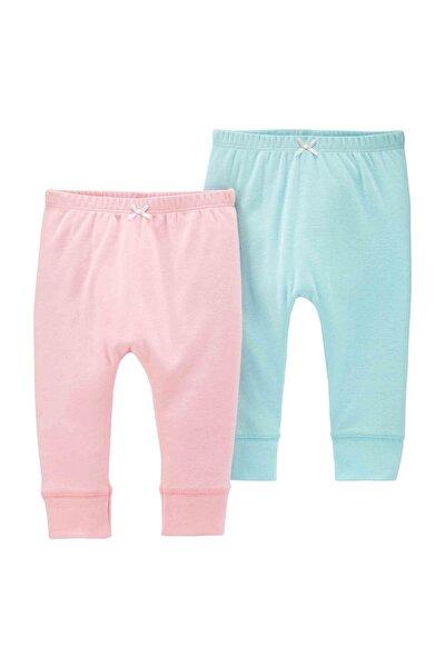 Carter's Layette Kız Bebek 2'li Pantolon