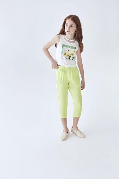 Lia Lea Kız Çocuk Yeşil Pantolon