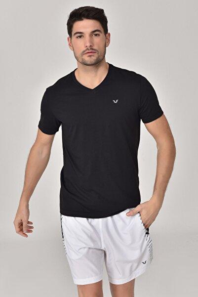 bilcee Siyah Erkek T-shirt  GS-8898