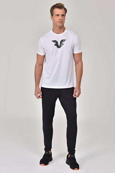 bilcee Beyaz Erkek T-shirt  GS-8843