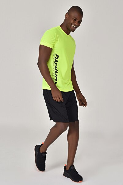 A.Yeşil Erkek T-Shirt GS-8804