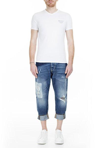 Armani Jeans Armani J04 Jeans Erkek Kot Pantolon 6Y6J04 6D2Nz 1500