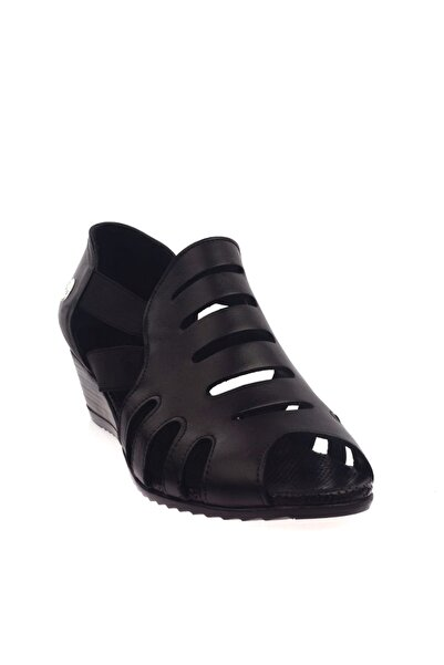 Mammamia Siyah Faber Kadın Ayakkabı D20YA-945