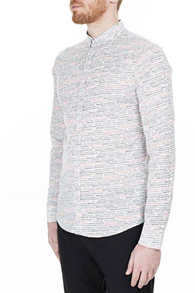 Armani Exchange Gömlek Erkek Gömlek 3Hzc25 Zneaz 7151