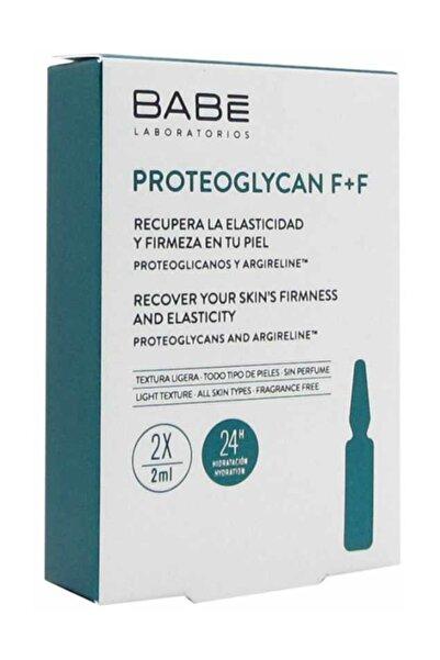 Babe Proteoglycan F+f Ampul Anti-aging Etkili Konsantre Bakım 2li