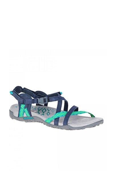 Merrell Lacivert Kadın Sandalet J56516.71C